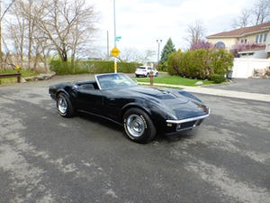 1968 Chevrolet Corvette Convertible Nicely Restored - For Sale (picture 1 of 8)
