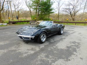 1968 Chevrolet Corvette Convertible Nicely Restored - For Sale (picture 3 of 8)