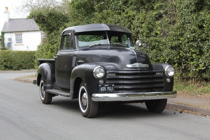 Picture of 1953 Chevrolet 3100 Pickup Truck - Very Original For Sale