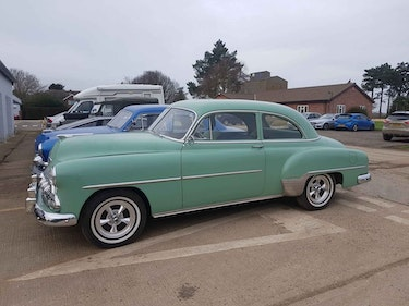 Picture of 1952 chevrolet deluxe For Sale