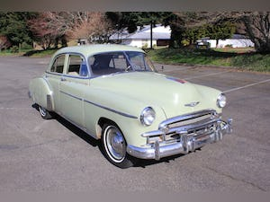 Lot 160- 1949 Chevrolet Sedan For Sale by Auction (picture 1 of 12)