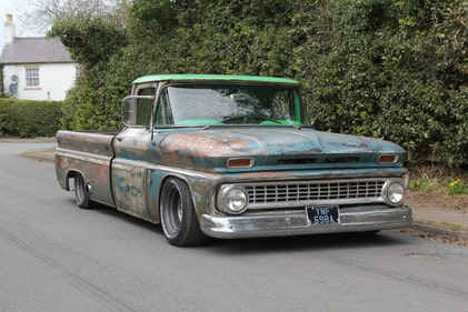 Picture of 1963 Chevrolet C10 Luxury Custom Base Truck For Sale