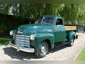 1950 Chevrolet 3100 Pick Up Truck.Now Sold. Similar Cars Wanted (picture 1 of 32)