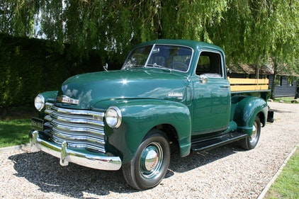 Picture of 1950 Chevrolet 3100 Pick Up Truck. Incredible Restoration For Sale