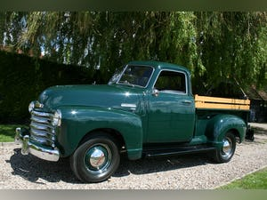 1950 Chevrolet 3100 Pick Up Truck.Now Sold. Similar Cars Wanted (picture 2 of 32)