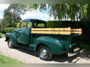 1950 Chevrolet 3100 Pick Up Truck.Now Sold. Similar Cars Wanted (picture 3 of 32)