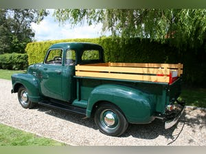 1950 Chevrolet 3100 Pick Up Truck.Now Sold. Similar Cars Wanted (picture 11 of 32)