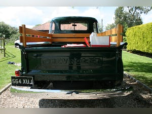 1950 Chevrolet 3100 Pick Up Truck.Now Sold. Similar Cars Wanted (picture 12 of 32)