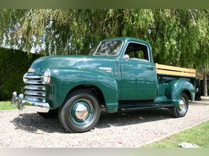 1950 Chevrolet 3100 Pick Up Truck.Now Sold. Similar Cars Wanted (picture 19 of 32)