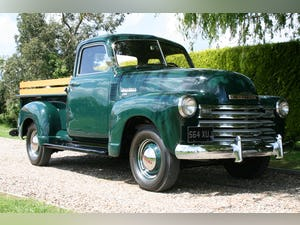 1950 Chevrolet 3100 Pick Up Truck.Now Sold. Similar Cars Wanted (picture 22 of 32)