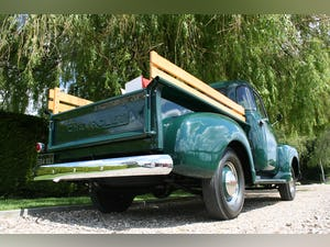 1950 Chevrolet 3100 Pick Up Truck.Now Sold. Similar Cars Wanted (picture 25 of 32)