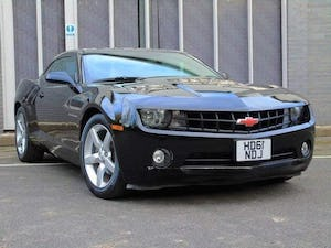 2012 Chevrolet Camaro 3.6 LITRE AUTOMATIC PADDLE SHIFT For Sale (picture 2 of 12)