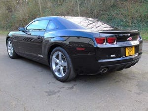 2012 Chevrolet Camaro 3.6 LITRE AUTOMATIC PADDLE SHIFT For Sale (picture 7 of 12)
