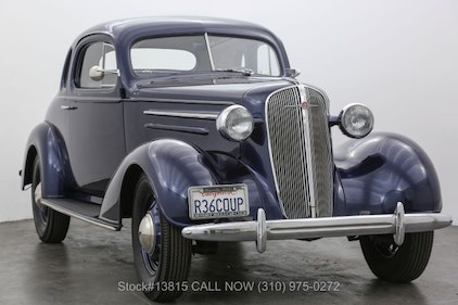 Picture of 1936 Chevrolet Master Deluxe 5 Window Business Coupe For Sale