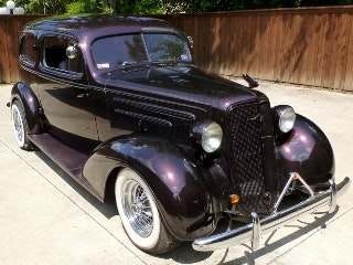 Picture of 1935 Chevrolet Master Deluxe many Custom mods Cherry 350 $35 For Sale