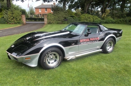 Picture of CHEVROLET CORVETTE 1978 INDIANAPOLIS PACE CAR. For Sale