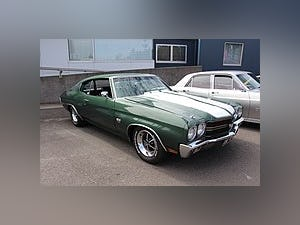 1970 Chevrolet Chevelle SS396 Coupe 396(~)400 Gold $74.9k For Sale (picture 3 of 5)