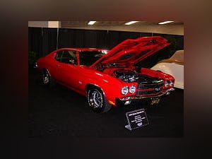1970 Chevrolet Chevelle SS396 Coupe 396(~)400 Gold $74.9k For Sale (picture 4 of 5)