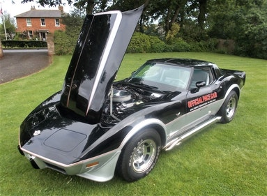 Picture of 1978 CHEVROLET CORVETTE INDIANAPOLIS PACE CAR. For Sale