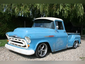 1957 Chevrolet Hot Rod Pick Up Truck.Now Sold,More Wanted. (picture 25 of 26)