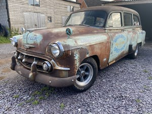 1953 Chevrolet Handyman Rat Rod, Runs/Drives, Reliable. For Sale (picture 1 of 12)