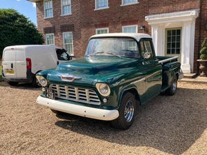 1955 Chevrolet 3200 Stepside For Sale (picture 1 of 12)