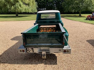 1955 Chevrolet 3200 Stepside For Sale (picture 5 of 12)