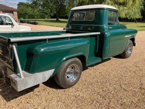 1955 Chevrolet 3200 Stepside For Sale (picture 6 of 12)