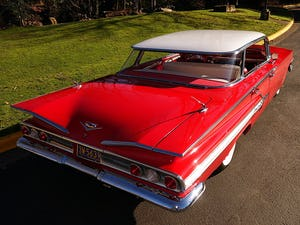 Beautiful 1960 Chevrolet Impala. stunning condition For Sale (picture 7 of 11)