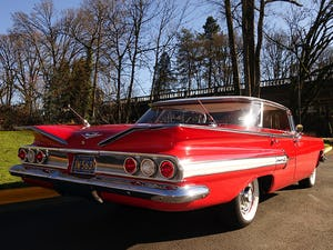 Beautiful 1960 Chevrolet Impala. stunning condition For Sale (picture 8 of 11)