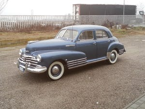 Chevrolet fleetline 1948 For Sale (picture 1 of 9)