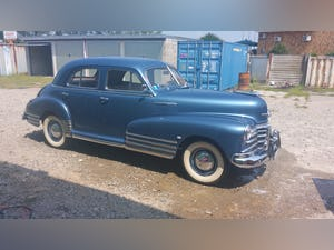 Chevrolet fleetline 1948 For Sale (picture 2 of 9)