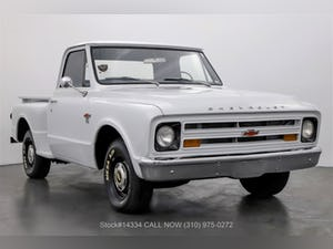 1967 Chevrolet C10 Pickup For Sale (picture 1 of 10)