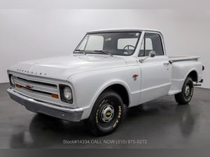 1967 Chevrolet C10 Pickup For Sale (picture 4 of 10)