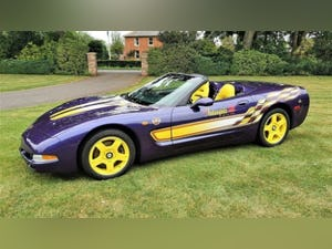 1998 Chevrolet Corvette INDIANAPOLIS PACE CAR 11,000 MILES. 5.7 For Sale (picture 1 of 12)