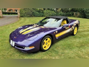 1998 Chevrolet Corvette INDIANAPOLIS PACE CAR 11,000 MILES. 5.7 For Sale (picture 3 of 12)
