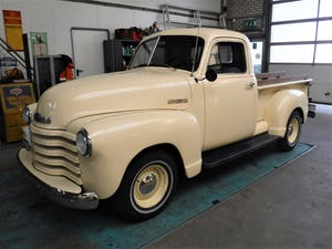 1951 Chevrolet 3100 pick-up For Sale (picture 1 of 12)