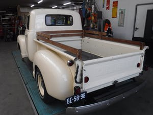 1951 Chevrolet 3100 pick-up For Sale (picture 3 of 12)