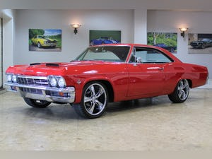 1965 Chevrolet Impala SS Coupe 350 V8 Restomod Auto-Restored For Sale (picture 1 of 25)