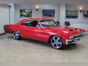 1965 Chevrolet Impala SS Coupe 350 V8 Restomod Auto-Restored For Sale (picture 7 of 25)