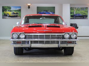 1965 Chevrolet Impala SS Coupe 350 V8 Restomod Auto-Restored For Sale (picture 8 of 25)