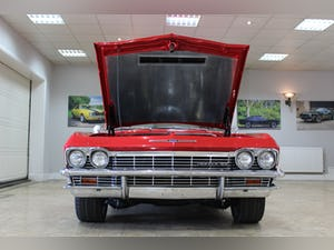 1965 Chevrolet Impala SS Coupe 350 V8 Restomod Auto-Restored For Sale (picture 9 of 25)
