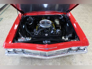 1965 Chevrolet Impala SS Coupe 350 V8 Restomod Auto-Restored For Sale (picture 10 of 25)