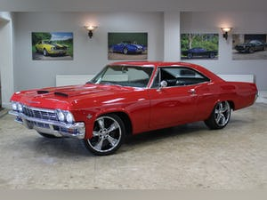 1965 Chevrolet Impala SS Coupe 350 V8 Restomod Auto-Restored For Sale (picture 12 of 25)