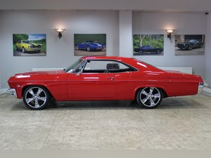 1965 Chevrolet Impala SS Coupe 350 V8 Restomod Auto-Restored For Sale (picture 13 of 25)