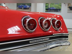 1965 Chevrolet Impala SS Coupe 350 V8 Restomod Auto-Restored For Sale (picture 19 of 25)