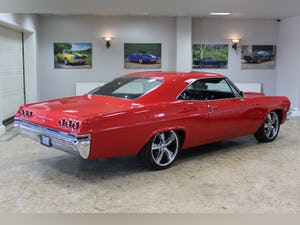 1965 Chevrolet Impala SS Coupe 350 V8 Restomod Auto-Restored For Sale (picture 22 of 25)