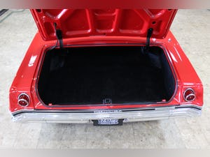 1965 Chevrolet Impala SS Coupe 350 V8 Restomod Auto-Restored For Sale (picture 24 of 25)