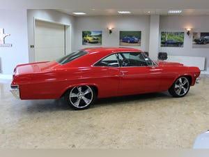 1965 Chevrolet Impala SS Coupe 350 V8 Restomod Auto-Restored For Sale (picture 25 of 25)