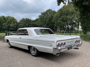 Chevrolet Impala SS Coupe 1964 For Sale (picture 3 of 12)
